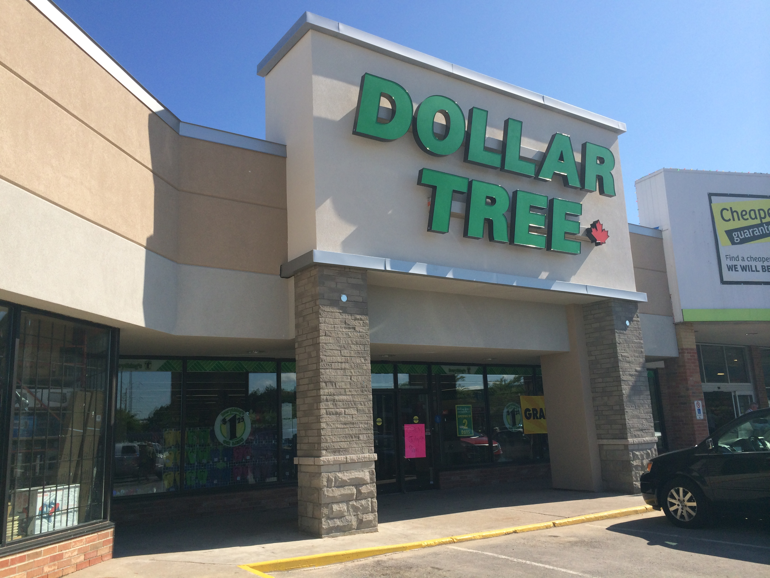 Briarfield - Dollar Tree