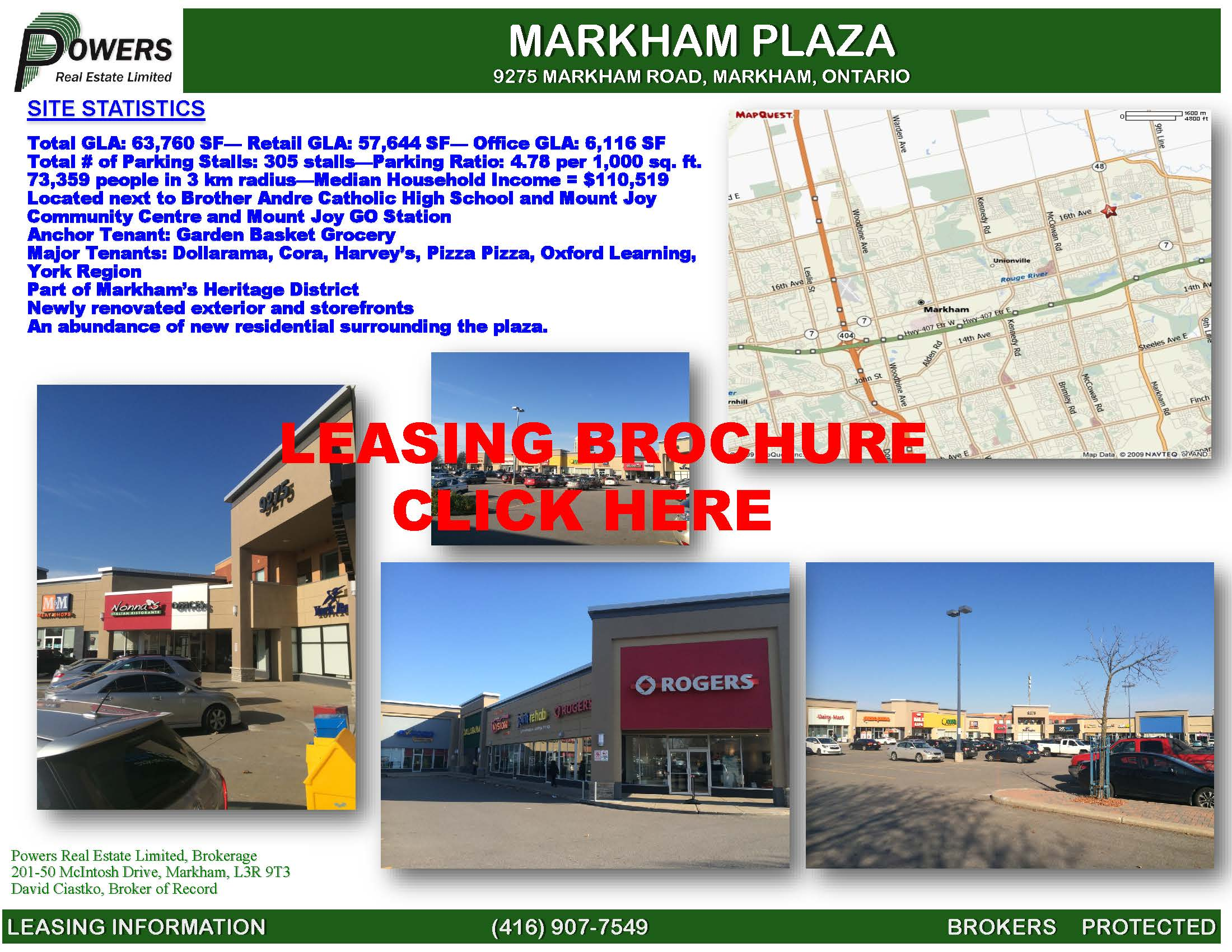 Pages from Markham Plaza Marketing Brochure - Unit 1D  3